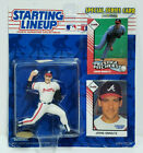JOHN SMOLTZ - Kenner Starting Lineup MLB SLU 1993 Action Figure
