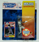 GARY SHEFFIELD - Starting Lineup SLU 1994 Extended Figure & Card Florida Marlins