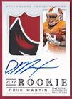 Doug Martin Rookie Cards Checklist and Guide 47