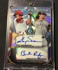 2015 Bowman Draft Baseball Cards - Review Added 65