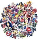 100 Pcs Lot Stickers MARVEL Avengers Super Hero DC 2 3Days Shipping US Seller