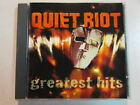 QUIET RIOT GREATEST HITS BMG PRESS USED CD METAL HEALTH CUM ON FEEL THE NOIZE