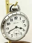 RARE WWII 1944 Hamilton 4992B GCT 16S 22J Military Navigation Pocket Watch
