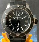 JAEGER LECOULTRE MASTER COMPRESSOR 42MM LTD EDITION NAVY SEALS BOX AND PAPERS