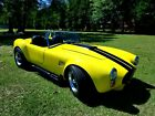 1966 Shelby Cobra helby AC Cobra Check out the video! S/C Stretch Model, 550 Miles on Odometer