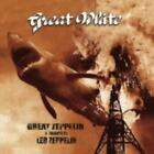 GREAT WHITE: GREAT ZEPPELIN - A TRIBUTE TO LED ZEPPELIN (CD.)