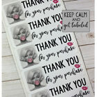 50 Marilyn Monroe Thank You Stickers