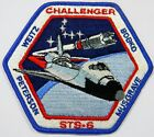 Vintage Original STS 6 Challenger NASA Space Shuttle Mission Patch Lion Brothers