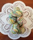 Phydeaux Soie Silk Blend Hand Dyed Luxury Yarn Fingering Weight Bohemia Color LE