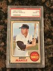 Comprehensive Guide to 1960s Mickey Mantle Cards 200