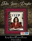 Julia Louis-Dreyfus Signed VEEP Photo Newly Custom Framed FREE SHIP PSA DNA