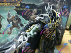 World of Warcraft WOW Deluxe Collector The Lich King: Arthas Menethil Figure