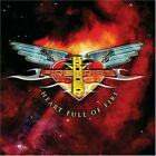 Brother Firetribe - Heart Full Of Fire (CD Used Very Good)