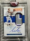 2018-19 National Treasures Clutch Factor PATCH Autograph Luka Doncic 14 25 PMJS