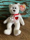 Valentino Ty beanie baby with rare mismatched tags. Ty tag 1994, tush tag 1993.