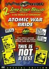 Atomic War Bride This Is Not a Test DVD Used Very Good BW