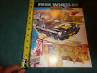 1977 FORD FREE WHEELIN SALES BROCHURE CATALOG PICKUP BRONCO VAN MUSTANG PINTO