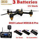 Hubsan H501S S Pro 58G FPV RC Drone Quadcopter 1080P Brushless Follow Me GPS US