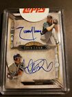 RANDY JOHNSON ICHIRO SUZUKI 2018 TOPPS FIVE STAR DUAL AUTO 4 5 SEATTLE MARINERS