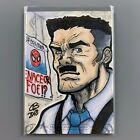 2018 Upper Deck Marvel Masterpieces Trading Cards 19