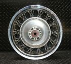 2003 Suzuki Intruder 1400 VS1400GLP REAR BACK WHEEL RIM 696 miles