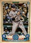 2019 Topps Gypsy Queen Baseball Variations Guide 61