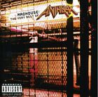 Anthrax - Madhouse-Very Best Of Anthrax (CD Used Very Good) Explicit Version
