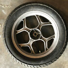 BMW K100RS K100 Rear Wheel Snow Flake 2.75 17 /w Tire!