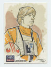 2012 Topps Star Wars Galaxy 7 Trading Cards 10