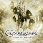 CLOUDSCAPE: VOICE OF REASON [CD]