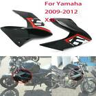 ABS Left Right Side Fairing Panel Cover Matte black For Yamaha XJ6  2009 - 2012