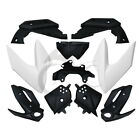 White ABS Fairing Bodywork Cowl kit Fit For Yamaha XJ6 2009-2012 2011 2010