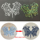 Metal Cutting Dies Butterfly Shape Troquel Flore Cuts Embossing Paper DIY Crafts