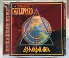 Leppardmania: A Tribute to Def Leppard by Various Artists (CD, May-2000,...