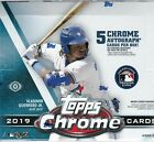 2019 TOPPS CHROME BASEBALL COMPLETE YOUR SET YOU PICK MINT FREE SHIPPING