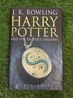 Harry Potter And The Deathly Hallows FIRST EDITION Hardback 2007 Adult Cover