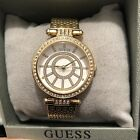 Guess Womens Watch New Elegant Dress ( Mothers Day Birthday Gift )