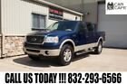 2008 Ford F-150 LARIAT 4X4 08 FORD F-150 LARIAT 4X4 5.4L V8 BACKUP CAMERA, LEATHER, RUNNINGBOARD!