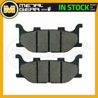 Brake pads organic Front L or R YAMAHA XP 500 SV Night Max 07
