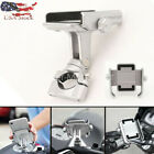 Aluminum Cell Phone Holder Mount For Honda VTX 1300 1800 TYPE C R S N F T RETRO