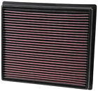 K&N 33-5017 Replacement Air Filter 2016-2017 Toyota Tacoma 3.5L Tundra 4.6L 5.7L