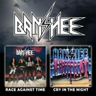 Banshee - Race Against Time / Cry In The Night (CD Used Very Good)