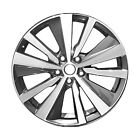 62785 OEM Reconditioned 19x8 Aluminum Wheel Fits 2019 Nissan Altima