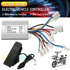 36V 800W Electric Scooter Parts Bicycle Foot Throttle Controller Accessories