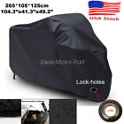 Motorcycle Waterproof Cover for Yamaha V-Star 650 950 1100 1300 Classic Stryker