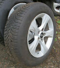 Hyundai i40 16 inch wheels used with pressure sensors and good tyres x 5
