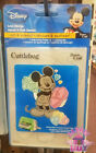 Cricut Cuttlebug Mickey Mouse Love Always Combo Die A2 Embossing Folder 37 1741