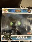 Funko Pop How To Train your Dragon 10 inch Toothless #686 Target Exclusive DS