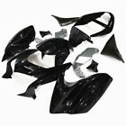 Fit Kawasaki Z750 2004 2005 2006 ABS Plastic Fairing Bodywork Set Black