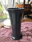 "Fiesta Small 8"" Vase In slate grey gray HOMER LAUGHLIN SMALL 1st Quality"